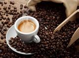 Fototapety Espresso coffee cup