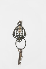 Three Vintage Skeleton Keys