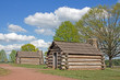 Soldiers Huts at Valley Forge Historical Park