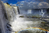 Fototapety Iguassu Falls, view from Brazilian side