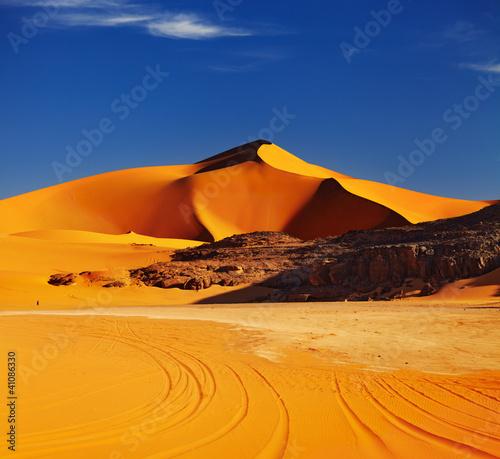 Fototapeten,afrika,algeria,ocolus,sanddünen