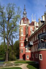 Bad Muskau Schloss im Fürst Pückler Park