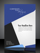 Professional Corporate Flyer Design Presentation. editabl