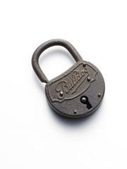 old padlock - vecchio lucchetto antico