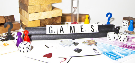 set of many games