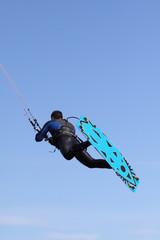 saut kitesurf