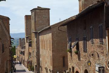 Certaldo, Toscana, Siena