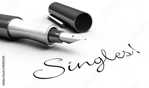 Singles! - Stift Konzept