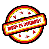 Sternen Stempel srg rel MADE IN GERMANY