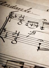 .Music Sheet