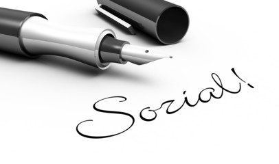 Sozial! - Stift Konzept