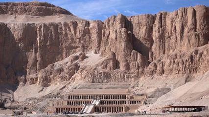 Templo de la reina Hatshepsut. Luxor. Egipto