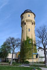 Historischer Wasserturm von 1912 Böhlitz Ehrenberg