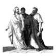 Antique Greek Philosophers