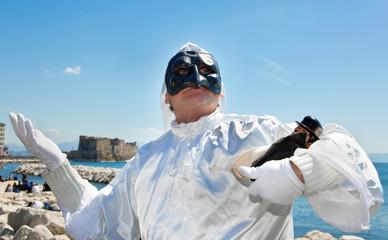 Pulcinella a Napoli