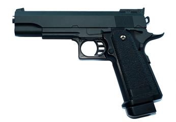 Colt M1911 hi capa 5.1 k pistol - metal airsoft replica