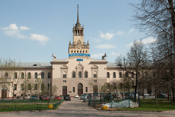 Moscow hippodrome