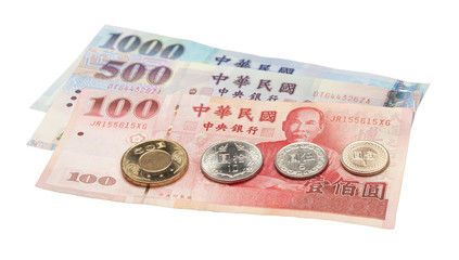Standard Taiwanse Currency