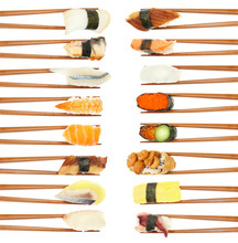 Sushi chopsticks