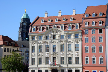 Dresden Gründerzeithäuser