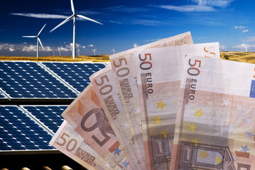 energia rinnovabile e denaro