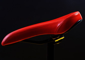 red saddle