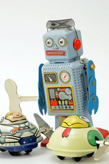 Blechroboter