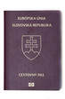 Slovak passport