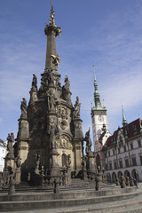 Centre of the town of Olomouc (UNESCO World Cultural Heritage)