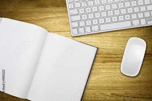 open pad desktop