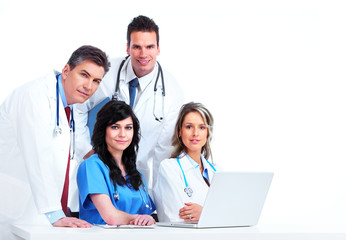 Medical doctors group.