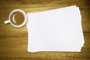 blank idea