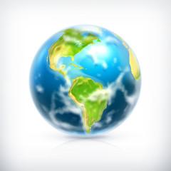 Earth, vector