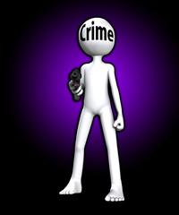 Faceless Gun Crime
