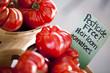 Pesticide Free Heirloom Tomatoes