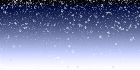 クリスマス 雪_背景 christmas background Snow