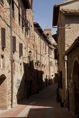 Casole d'elsa, Siena, Toscana Italia