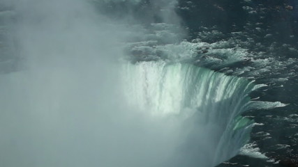 Niagara Waterfall aerial
