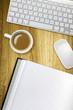 desktop coffe break