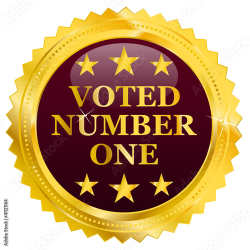 Voted Number One