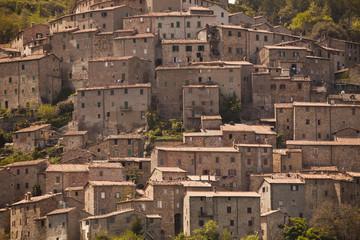 Castelnuovo Val di Cecina, Livorno, Toscana, Italia