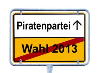 Piratenpartei Bundestagswahl 2013