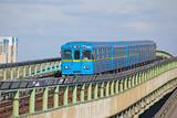 Fototapeta gród - czysty - Metro