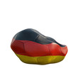 german deflated soccer ball