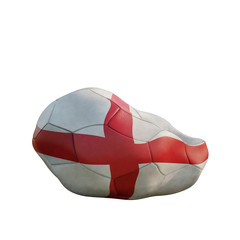 england deflated soccer ball