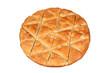 baked filo pie