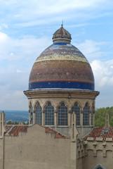 Byzantine dome