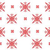 Scandinavian seamless pattern poster
