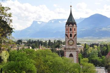 St. Nikolaus in Meran, Südtirol