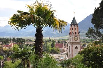 Pfarrkirche St. Nikolaus in Meran - Südtirol